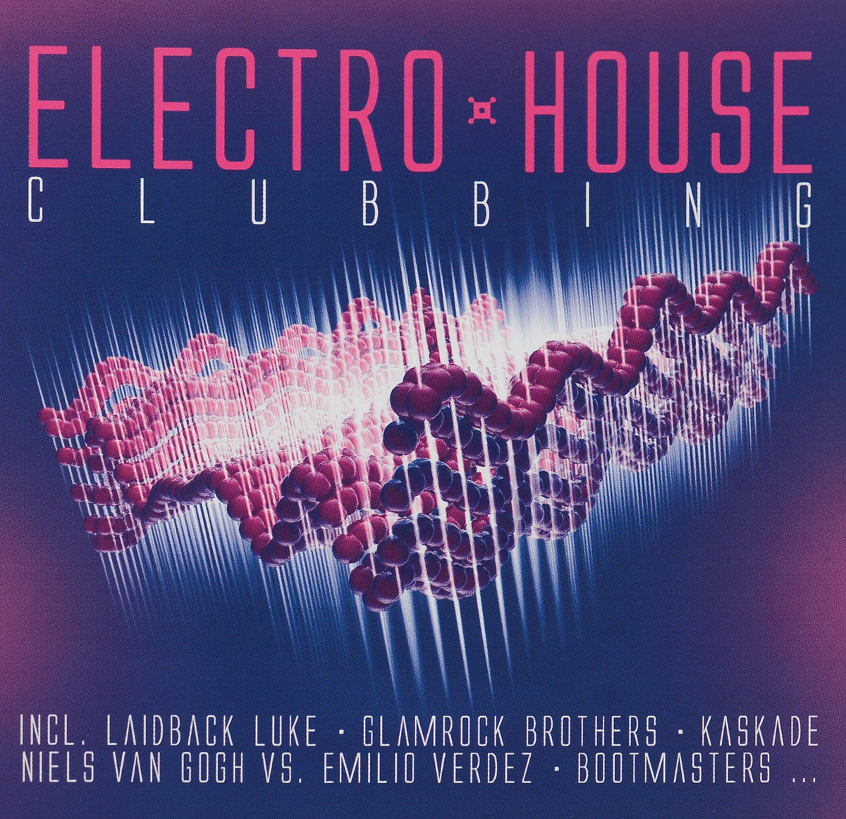 Electro House Clubbing (2 CD)