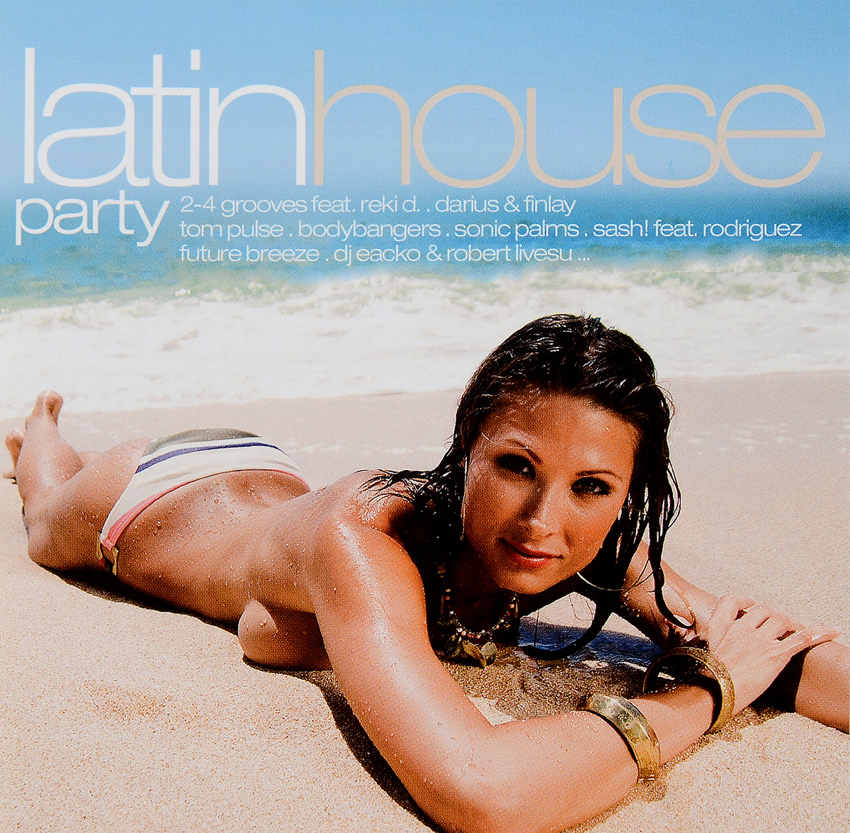 Latin House Party (2 CD)
