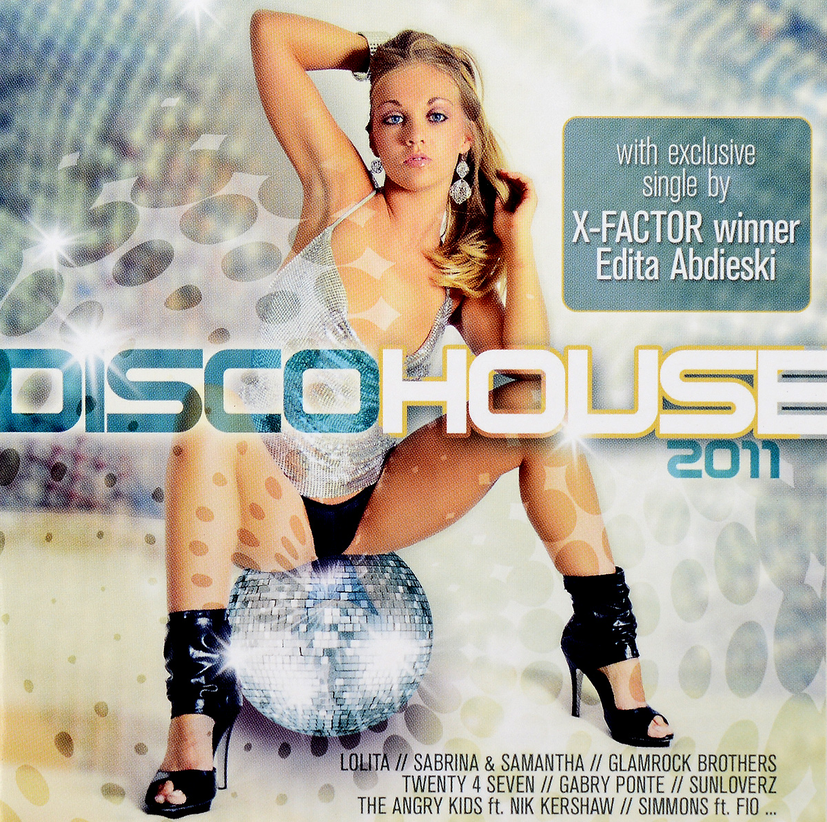 Disco House 2011 (2 CD)