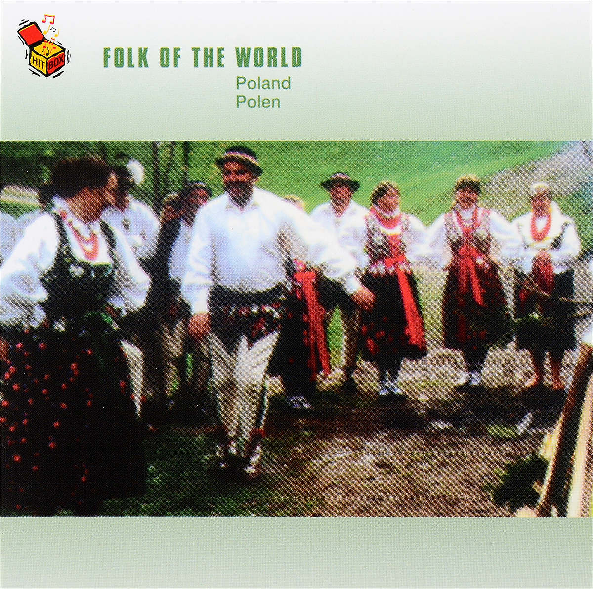 Zakazat.ru Folk Of The World. Poland / Polen