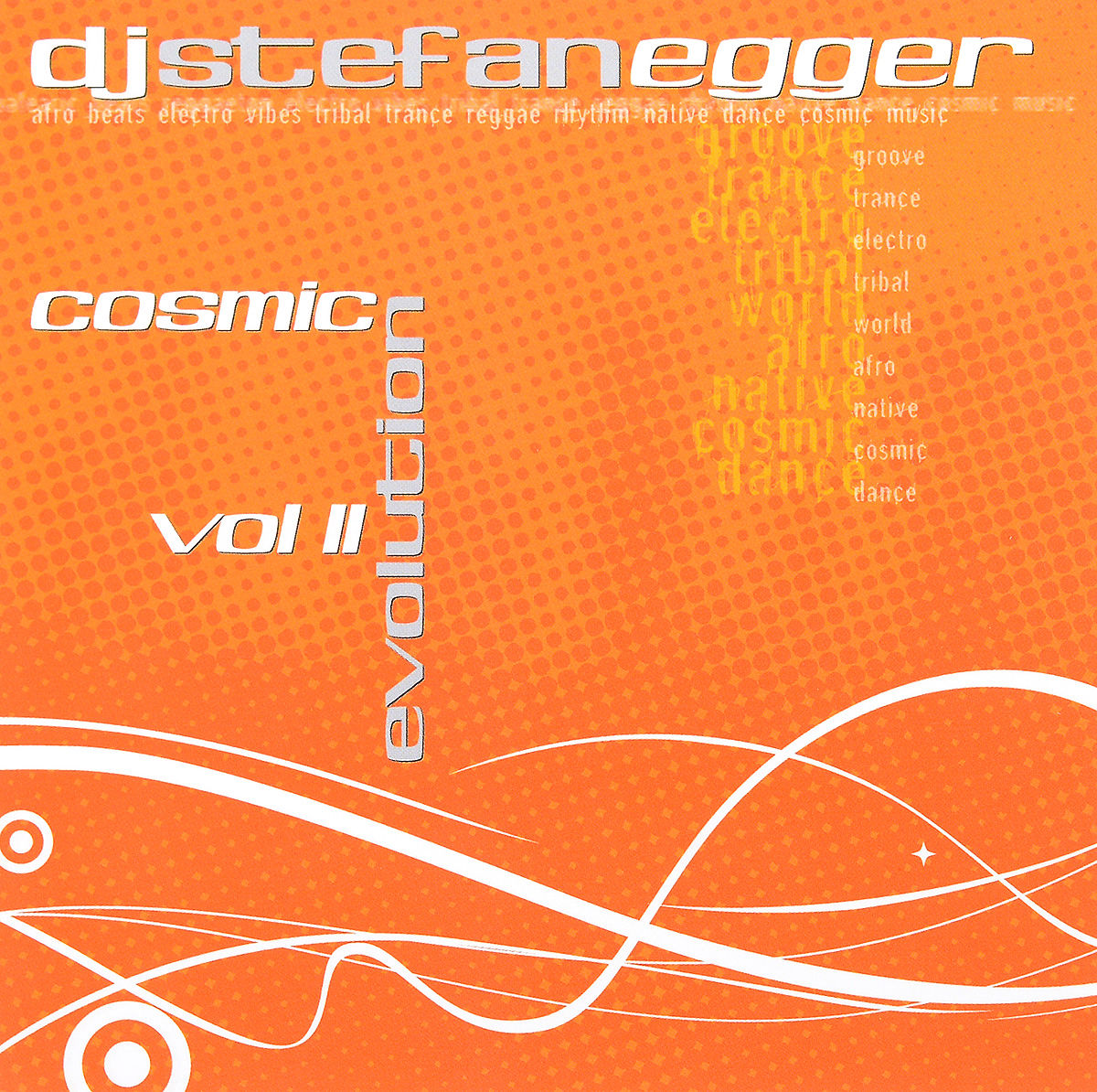 Stefan Egger / DJ Stefan Egger DJ Stefan Egger. Cosmic Evolution. Vol. II stefan koelsch brain and music