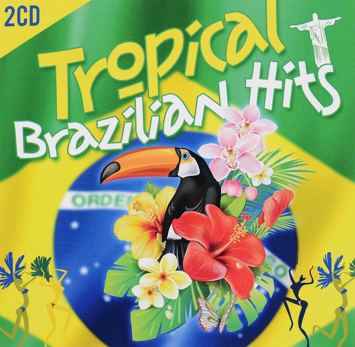 Луиса Коста,Джо Висент,Оливия Оливейра,Лусио де Фрейтас,Grupo Da Costa Tropical Brazilian Hits (2 CD) grupo de noche