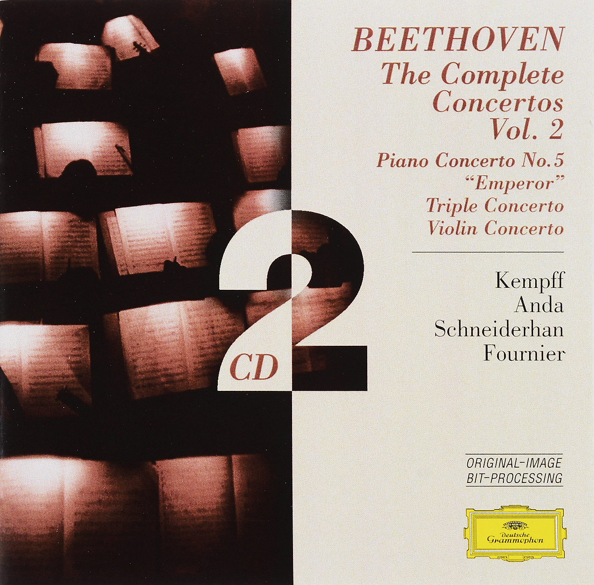 Beethoven. The Complete Concertos. Volume 2 navarro y the complete aliens omnimbus volume four