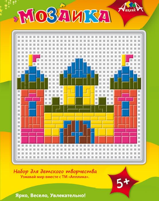 Апплика Мозаика Замок
