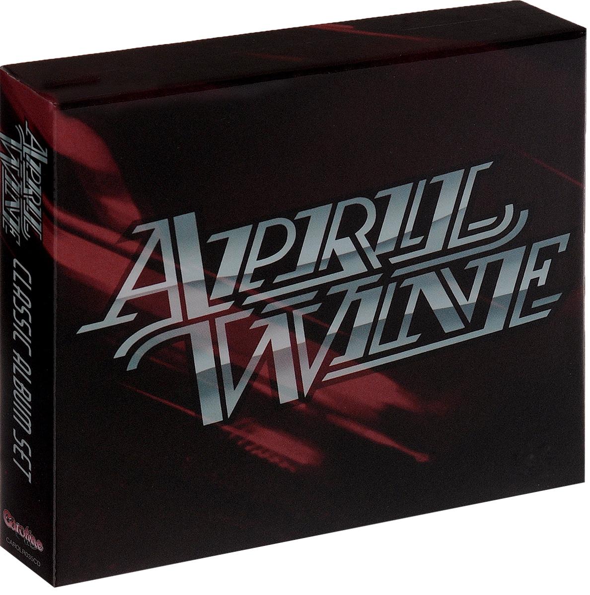 April Wine April Wine. Classic Album Set (6 CD)