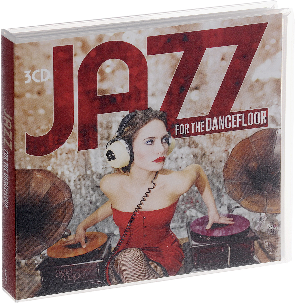 Jazz For The Dancefloor (3 CD) the jazz cafe 3 cd