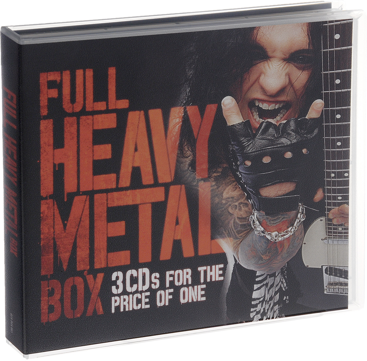 Full Heavy Metal (3 CD)