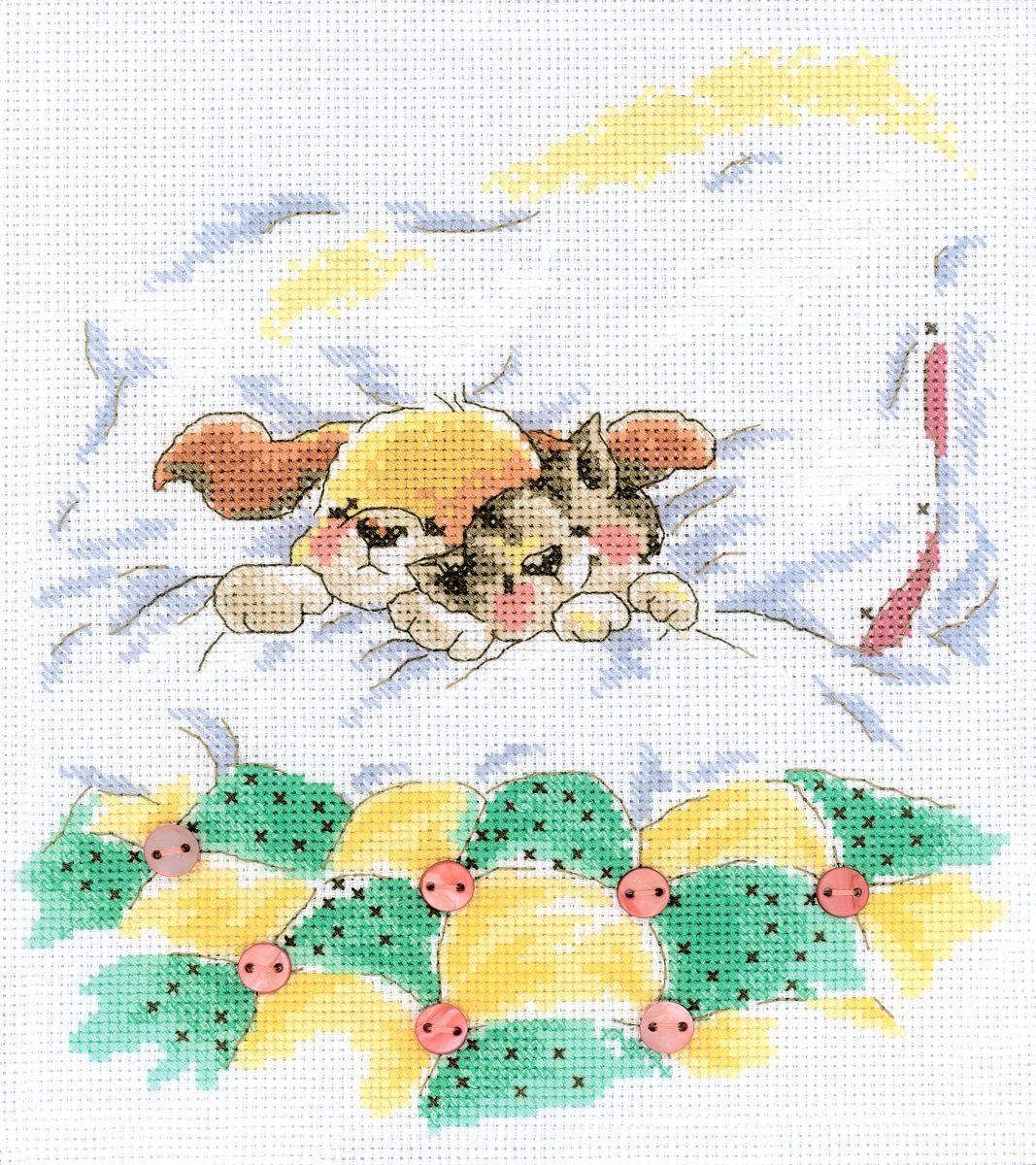 Набор для вышивания крестом RTO