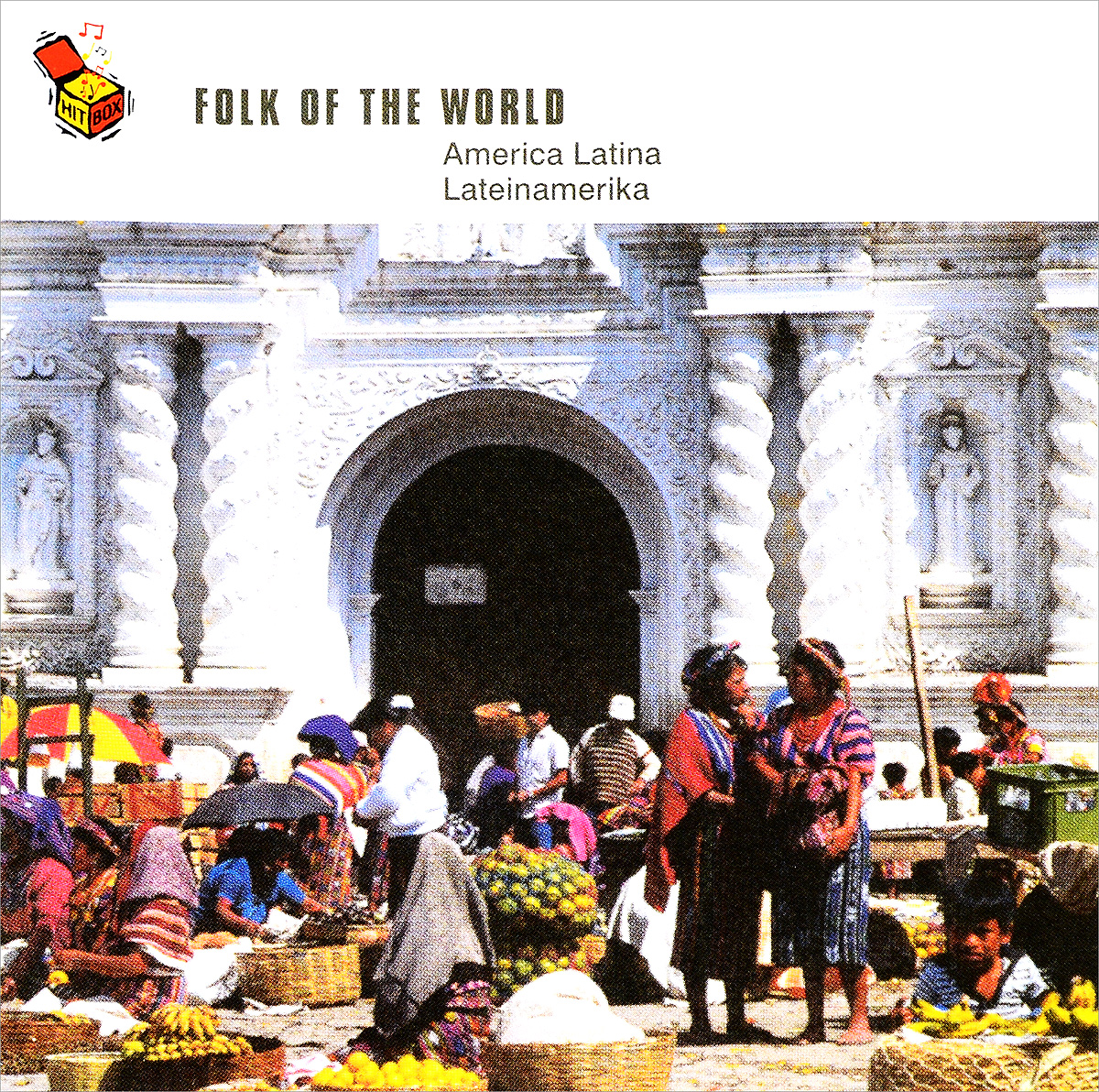 Folk Of The World. America Latina. Lateinamerika folk of the world paraguay