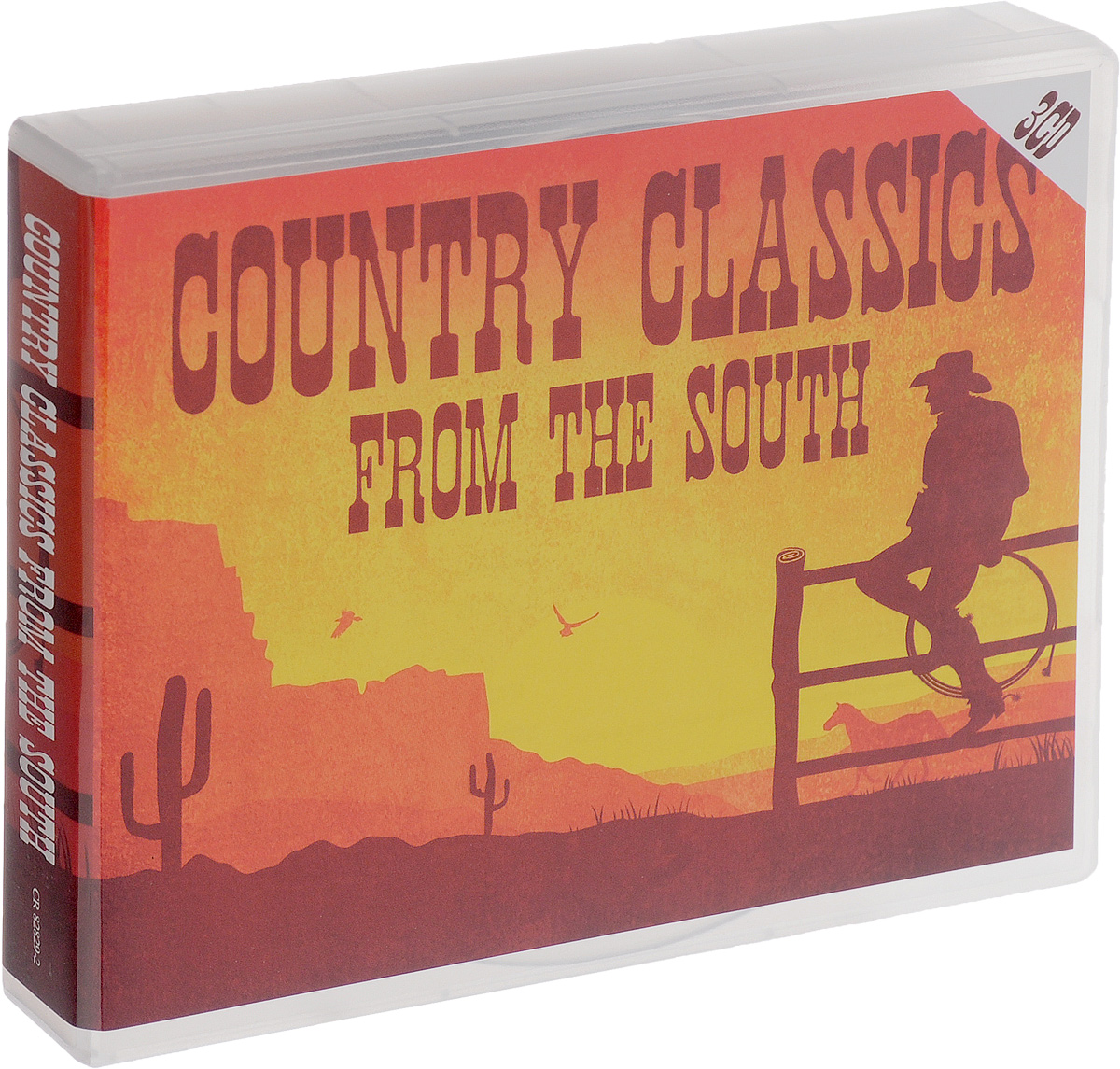 Country Classics From The South (3 CD)