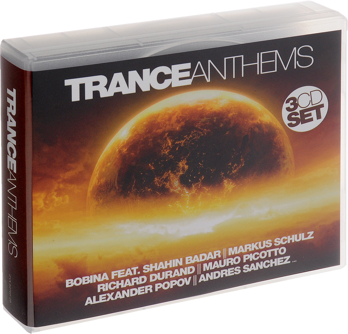 Trance Anthems (3 CD)