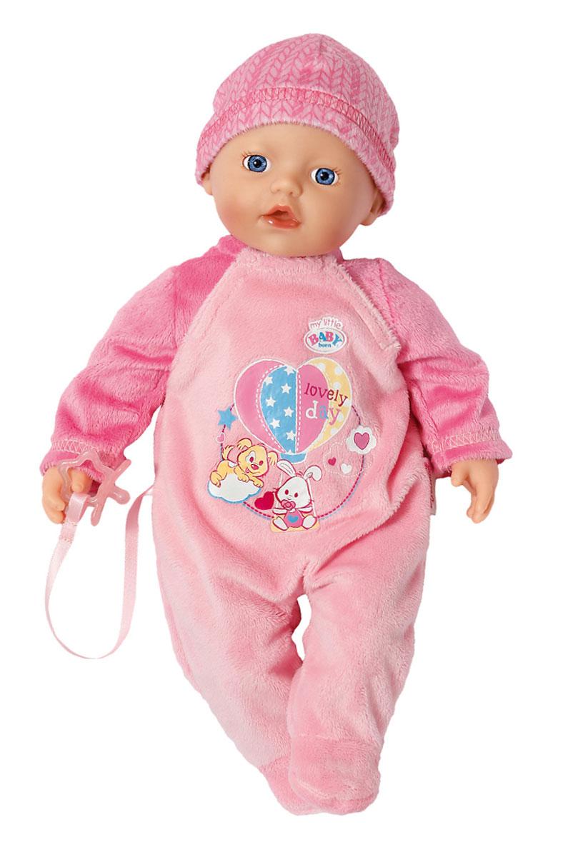 Zakazat.ru: Baby Born Пупс в розовом костюме