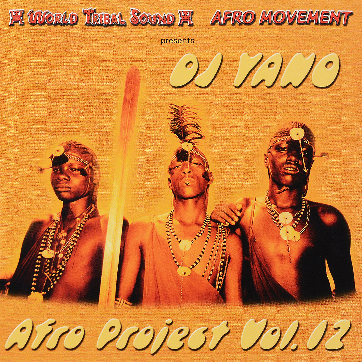 цены Dj Yano DJ Yano. Afro Project. Volume 12