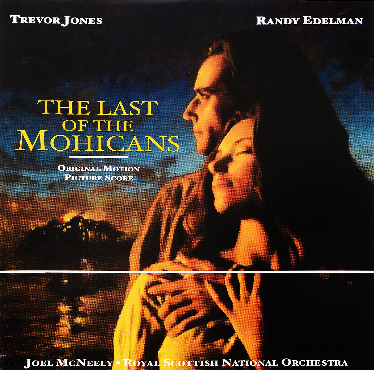 Zakazat.ru: Trevor Jones, Randy Edelman. The Last Of The Mohicans: Original Motion Picture Score