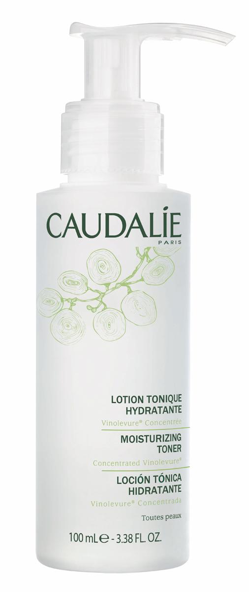 Caudalie Увлажняющий тоник Cleanser & Toners, 100 мл147Тоник Caudalie, с высокой концентрацией Vinolevure, превосходно снимает макияж и приносит коже первую дозу увлажнения, в которой она так нуждается. Характеристики:Объем: 100 мл. Артикул: 144. Производитель: Франция. Товар сертифицирован.