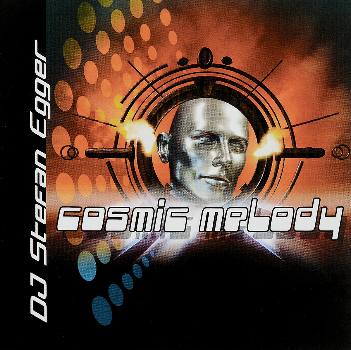 Stefan Egger / DJ Stefan Egger DJ Stefan Egger. Cosmic Melody (CD) leather s dj amdition level 2 cd