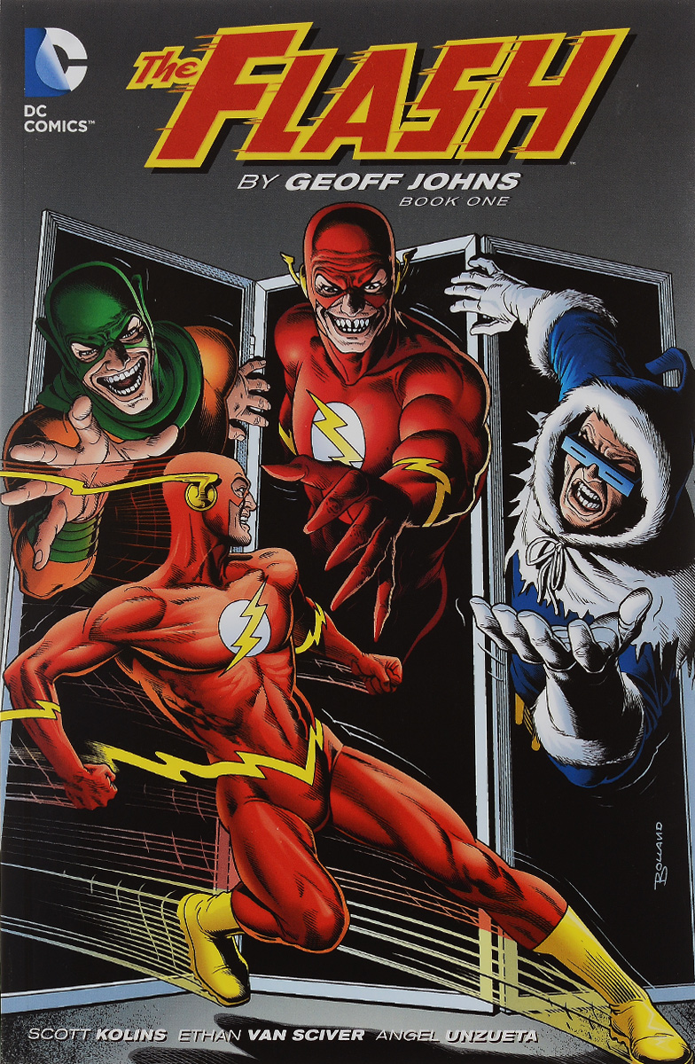 The Flash: Book 1 the powers that control the world