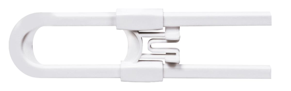 Lubby Защитный замок для шкафчиков с ручками замок для выдвижных шкафчиков lubby