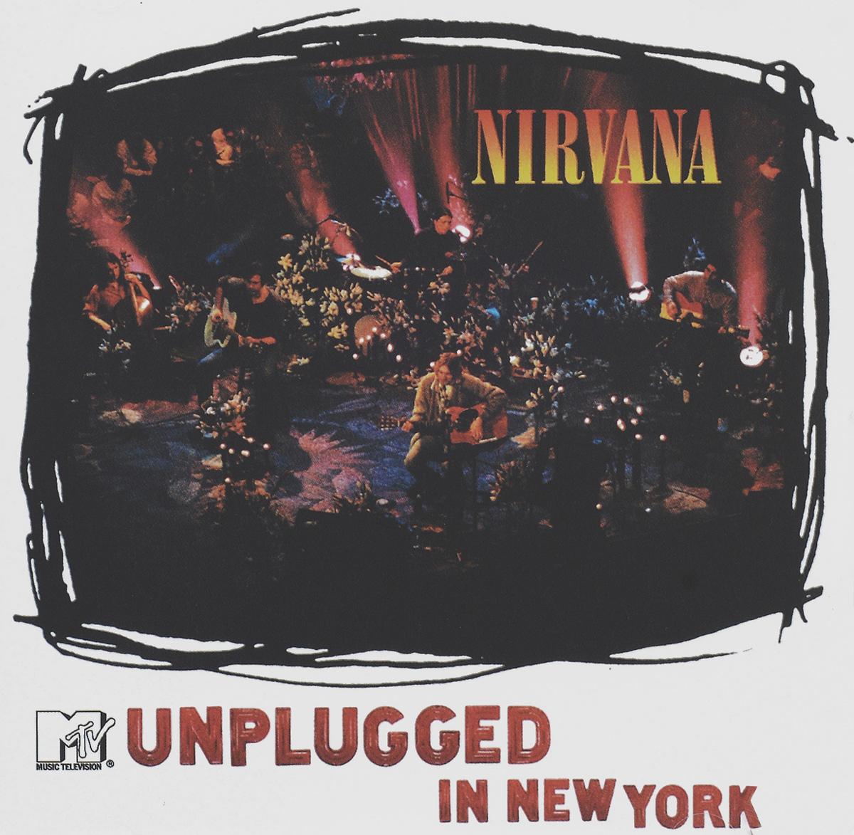 Nirvana Nirvana. MTV Unplugged In New York shakira mtv unplugged