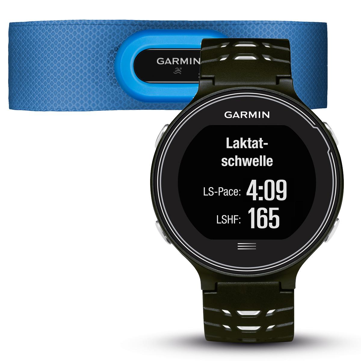 "Спортивные часы Garmin ""Forerunner 630 HRM"", цвет: черный. 010-03717-30"