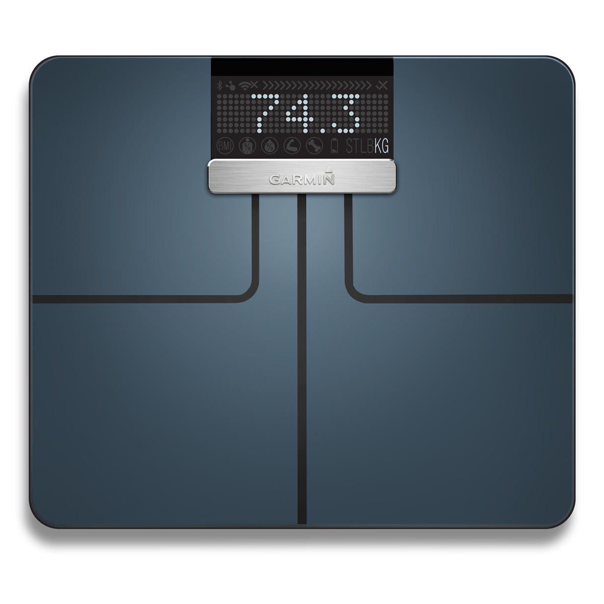 Напольные весы Garmin  Index  , цвет: черный. 010-01591-10 - Напольные весы