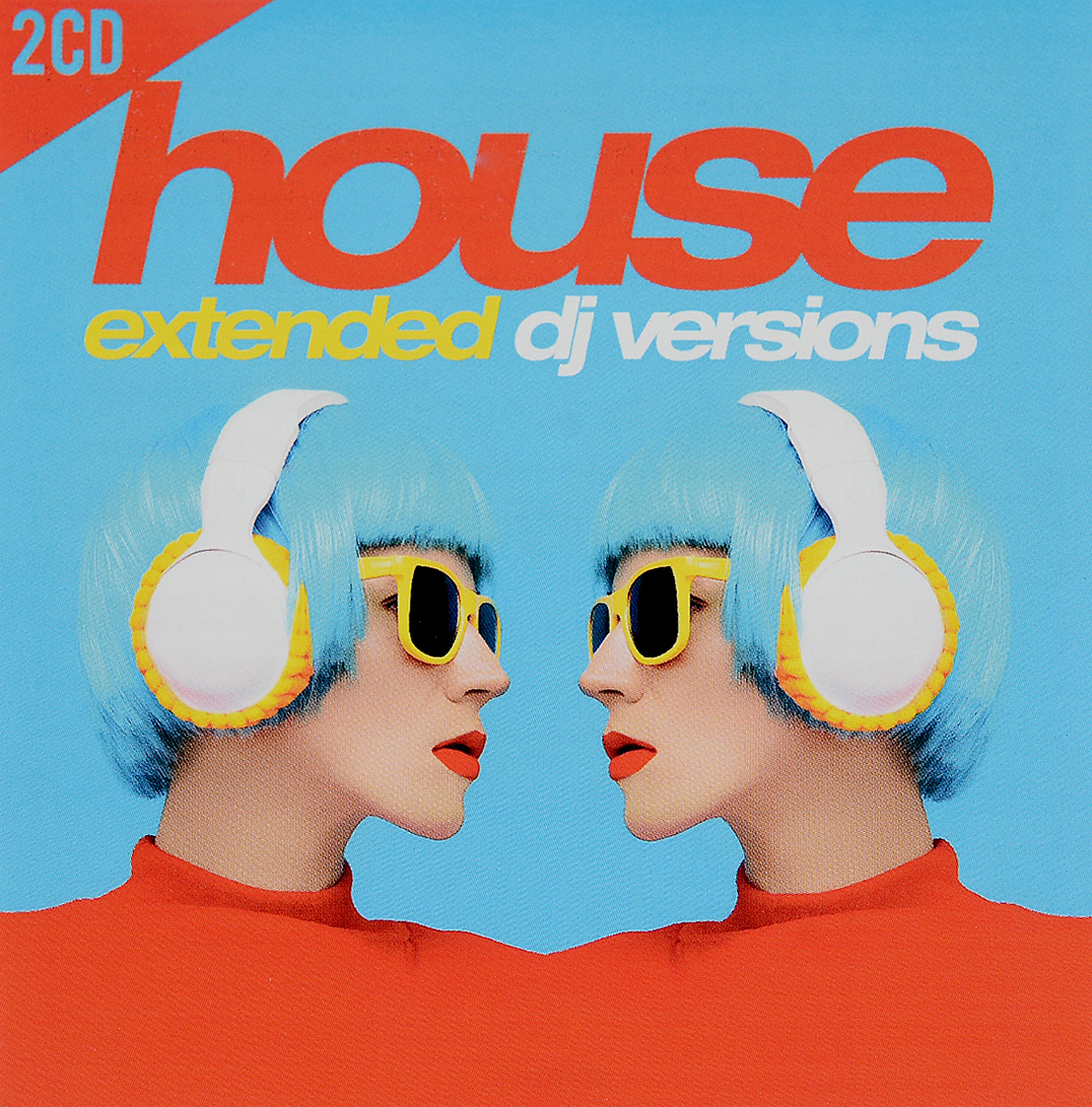 House. Extended Dj Versions (2 CD)