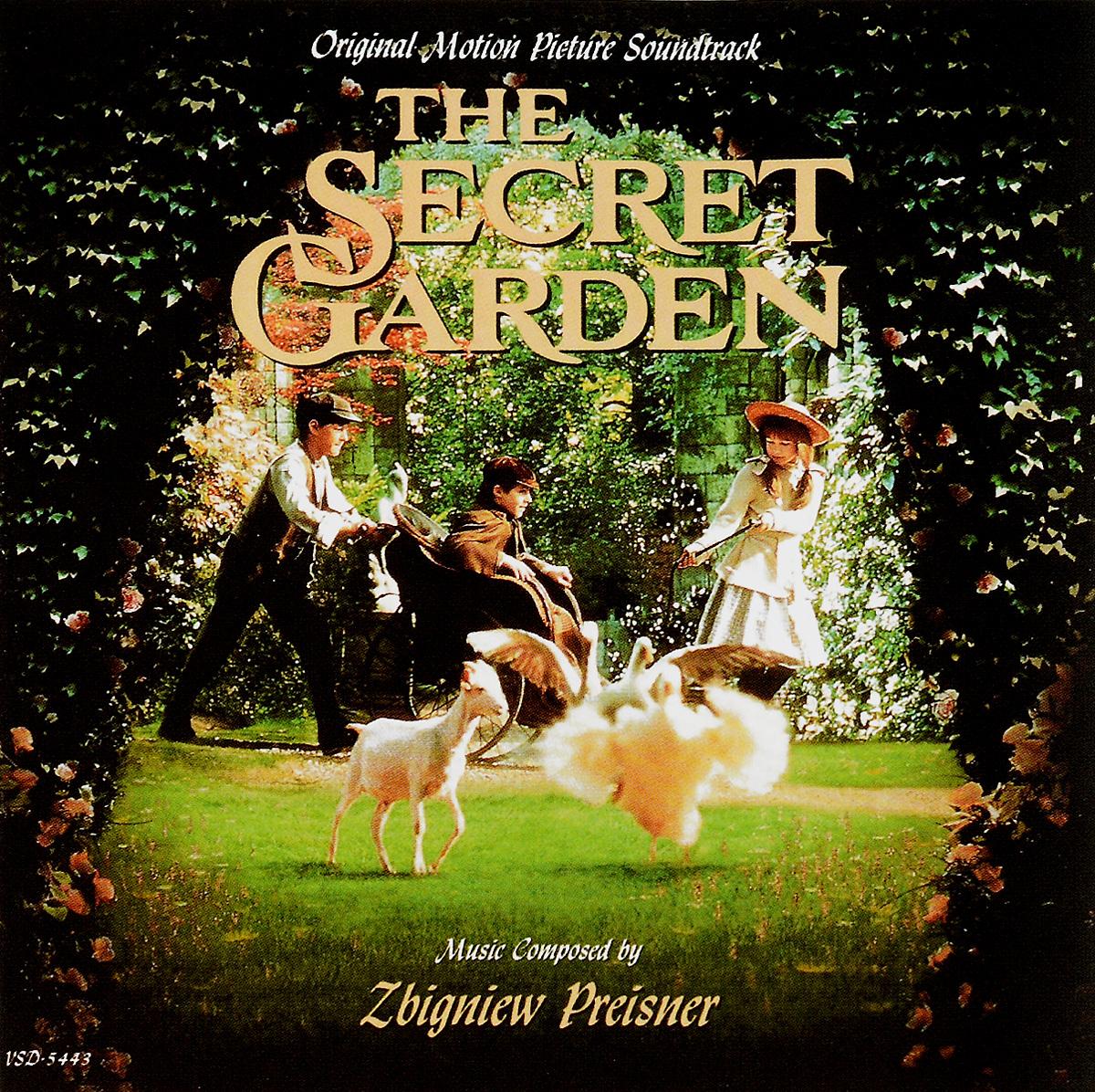 The Secret Garden burnett f the secret garden isbn 9785521055067