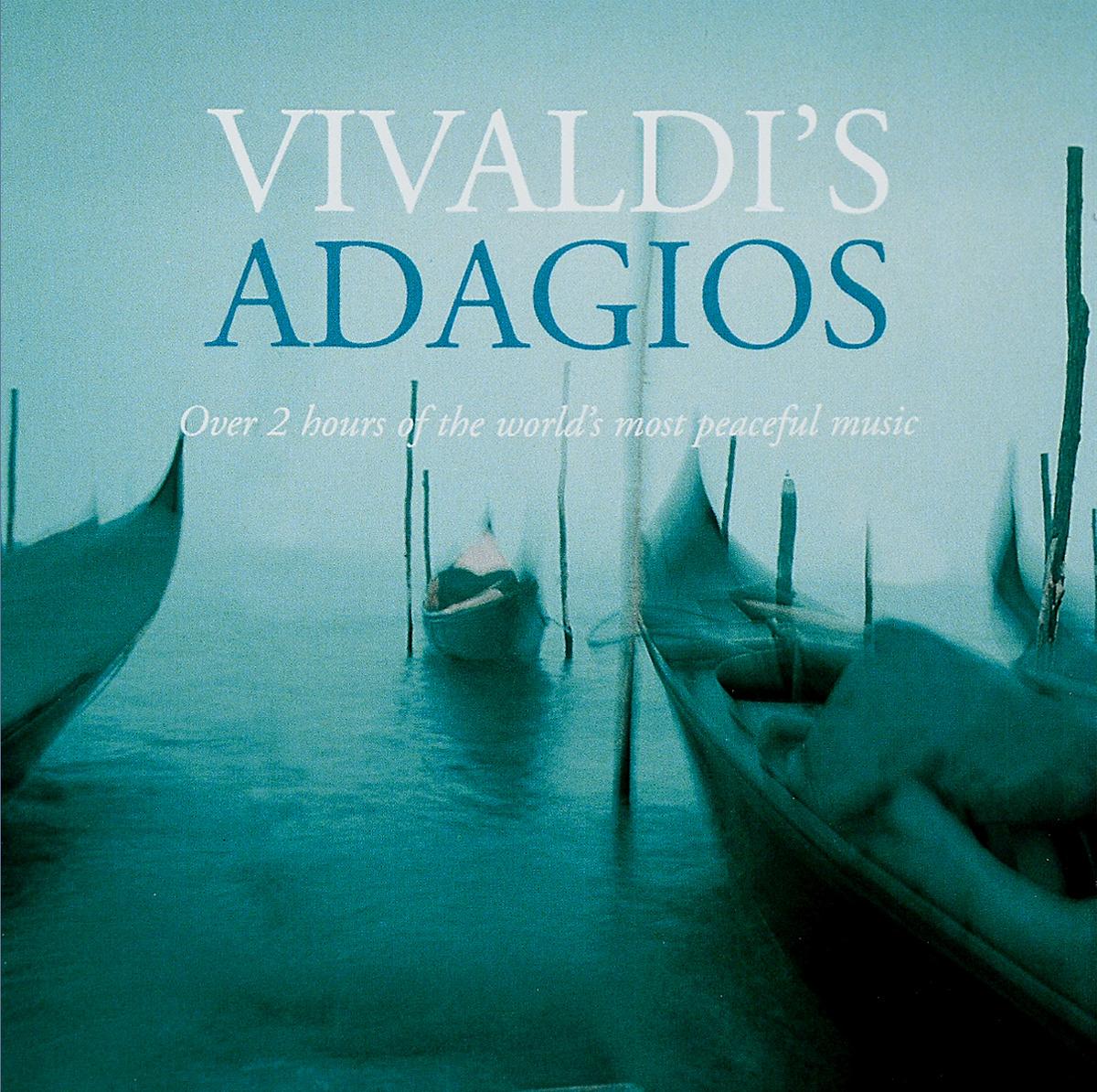 Vivaldi Adagios (2 CD) 101 vivaldi 6 cd