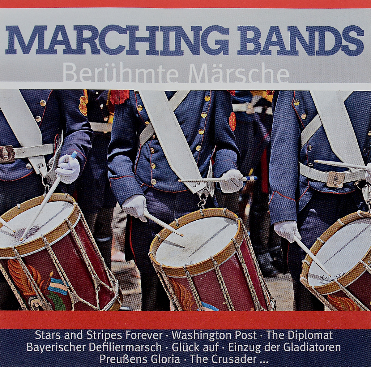 Zakazat.ru Marching Bands. Beruhmte Marsche (2 CD)