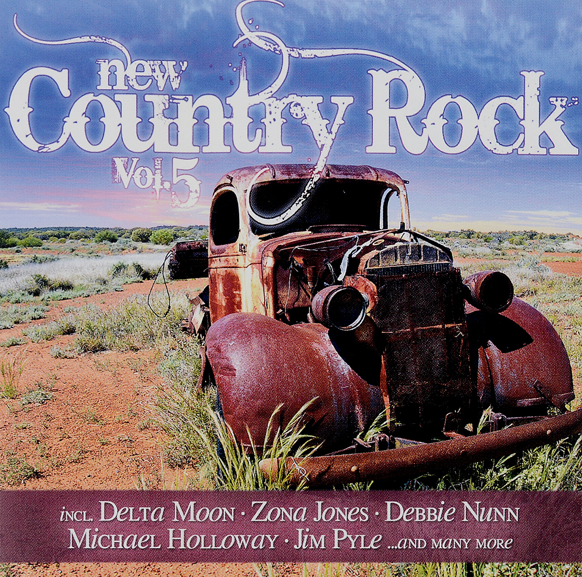 New Country Rock. Vol. 5