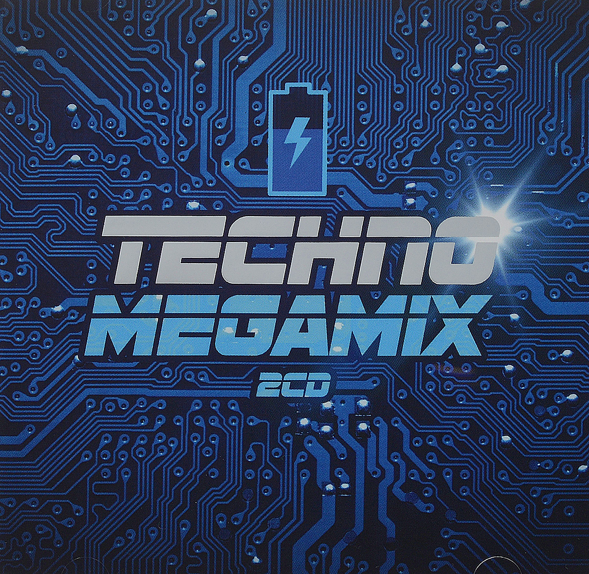 Techno Megamix (2 CD)