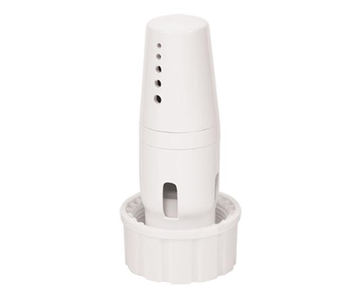Ballu фильтр-картридж для увлажнителя 400-FCFC-400Фильтр-картридж содержит в себе ионообменную смолу. При длительном использовании увлажнителя без замены смолы на приборе и на предметах рядом с ним может появиться белый осадок. Белый осадок – это кальций и магний, которые входят в состав обычной водопроводной воды. При отработке ресурса ионообменной смолы в фильтре они выпускаются вместе с паром и оседают на окружающие предметы и поверхности.Хотя эти вещества являются безопасными для людей, в больших количествах они могут оказывать вредное воздействие на мебель. При помощи ионообменного фильтра, который устанавливается на дне резервуара, кальций и магний удаляются из водопроводной воды.Полезный ресурс ионообменного фильтра составляет около 150 литров. Продолжительное использование после истечения срока службы снижает способность фильтрации жестких компонентов (кальций и магний) водопроводной воды. В результате повышается уровень образования белого осадка.Стандартный период замены фильтра составляет около 45 дней.