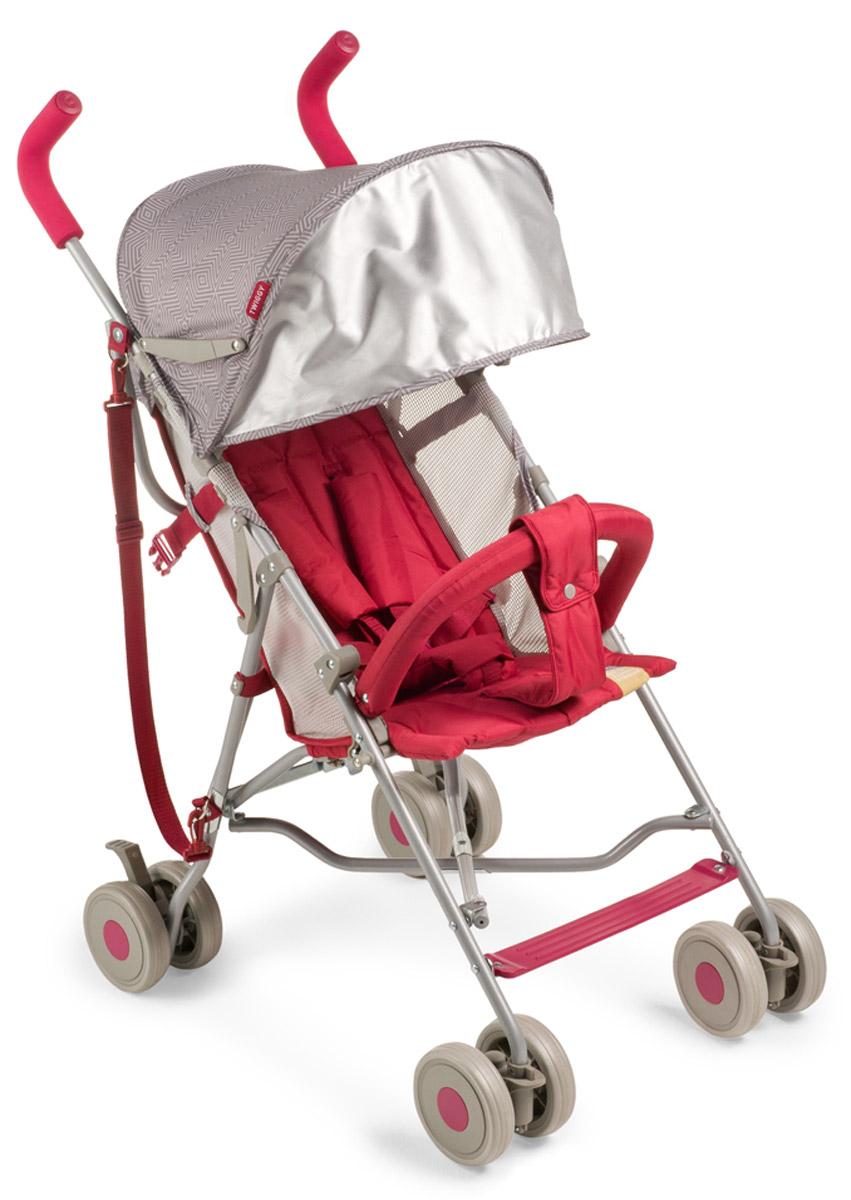 Happy Baby Коляска прогулочная Twiggy Red - Коляски и аксессуары