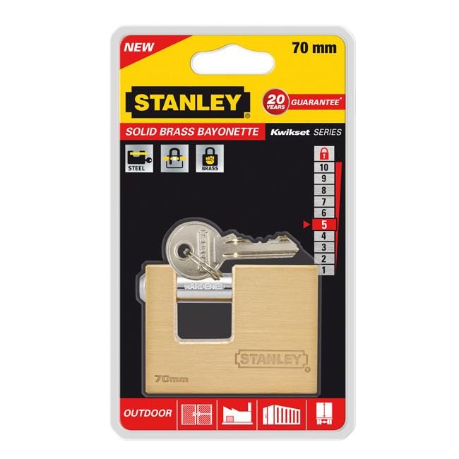 Замок навесной Stanley