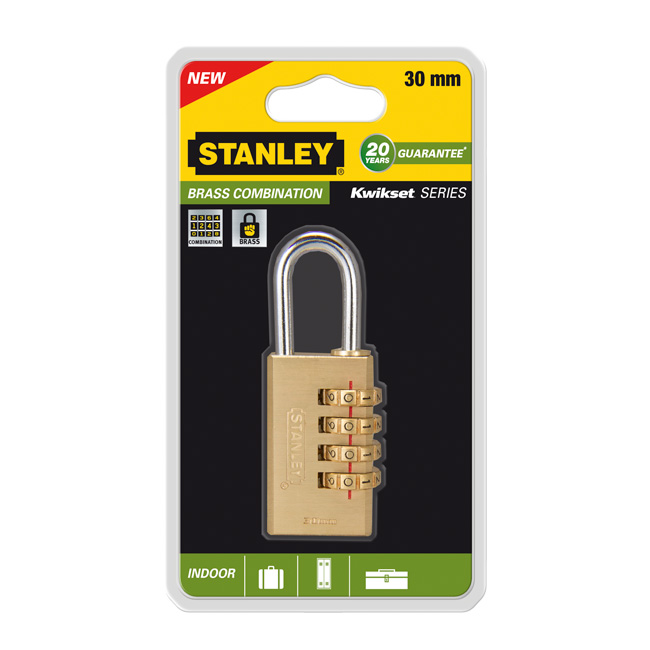 Замок для багажа  Stanley , кодовый. S742-052 - Замки для багажа