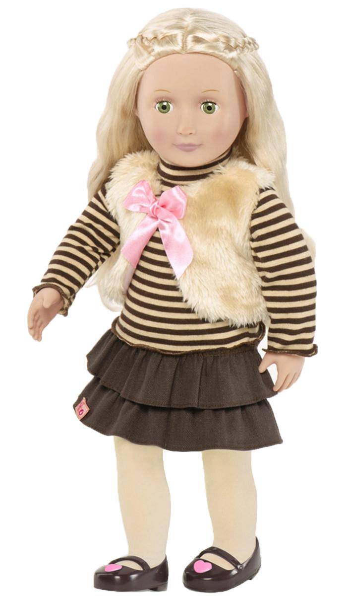 Our Generation Кукла Холли our generation dolls кукла делюкс 46 см холли и печенье с предсказанием для умницы