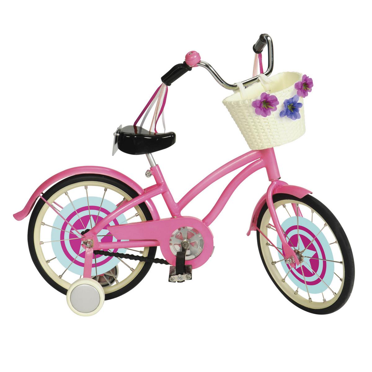 Our Generation Велосипед с корзинкой для куклы свитшот z generation