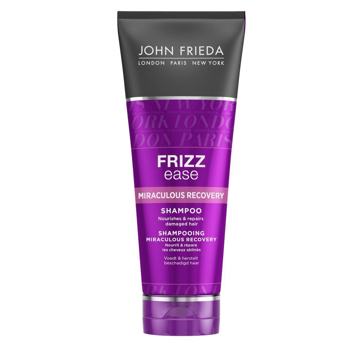 John Frieda Шампунь для укрепления волос Miraculous recovery, 250 мл акриловая ванна