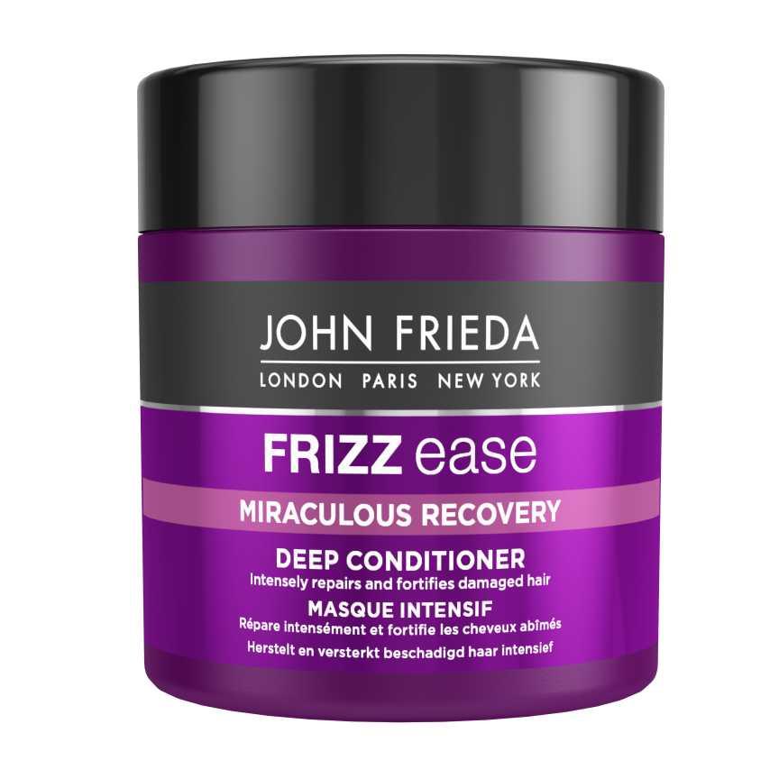 John Frieda Frizz Ease Miraculous Recovery Интенсивная маска для укрепления волос, 150 мл john frieda miraculous recovery deep conditioner