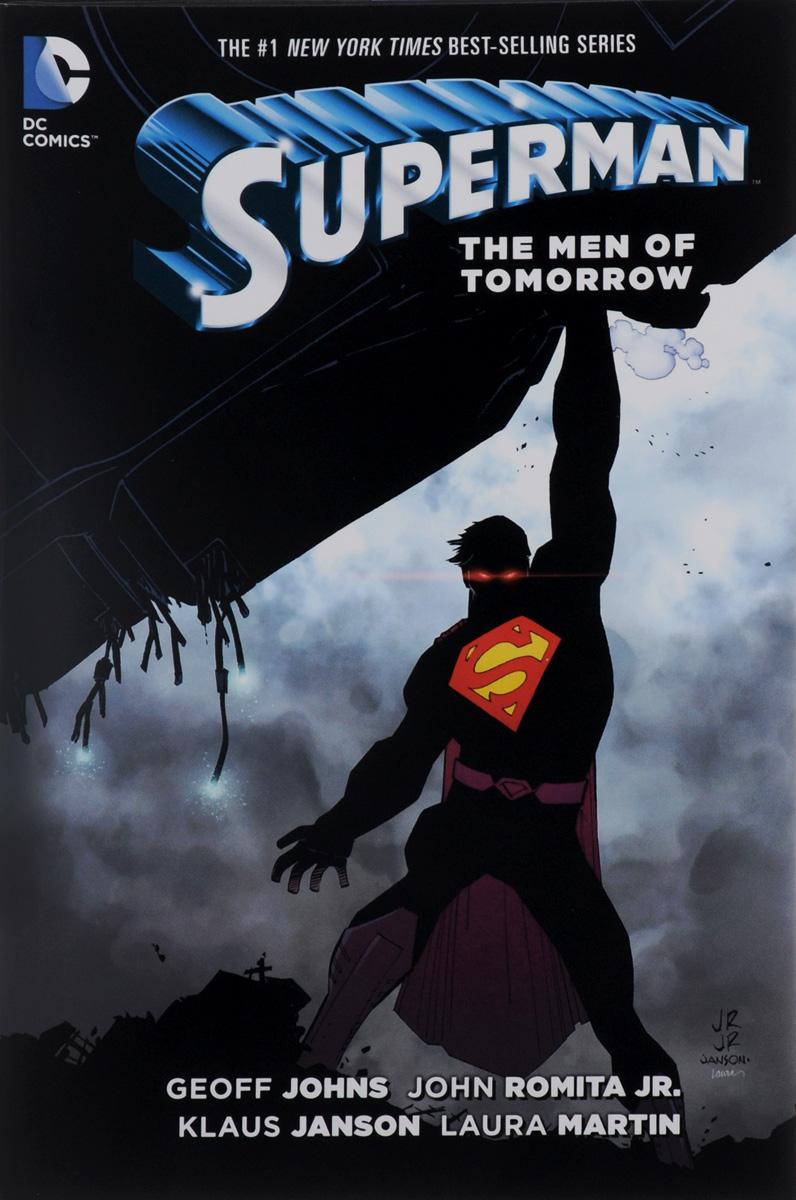 купить Superman: The Men of Tomorrow недорого