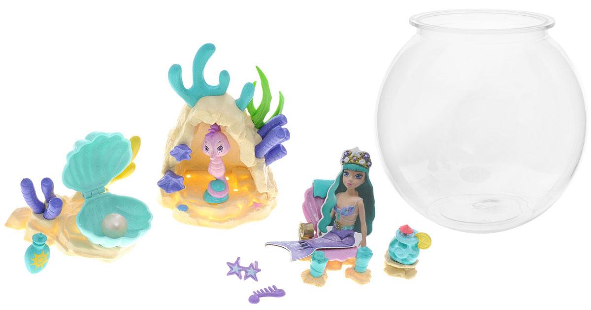Redwood Игровой набор Грот русалочки Морской конек интерактивные игрушки море чудес грот танцующей русалочки