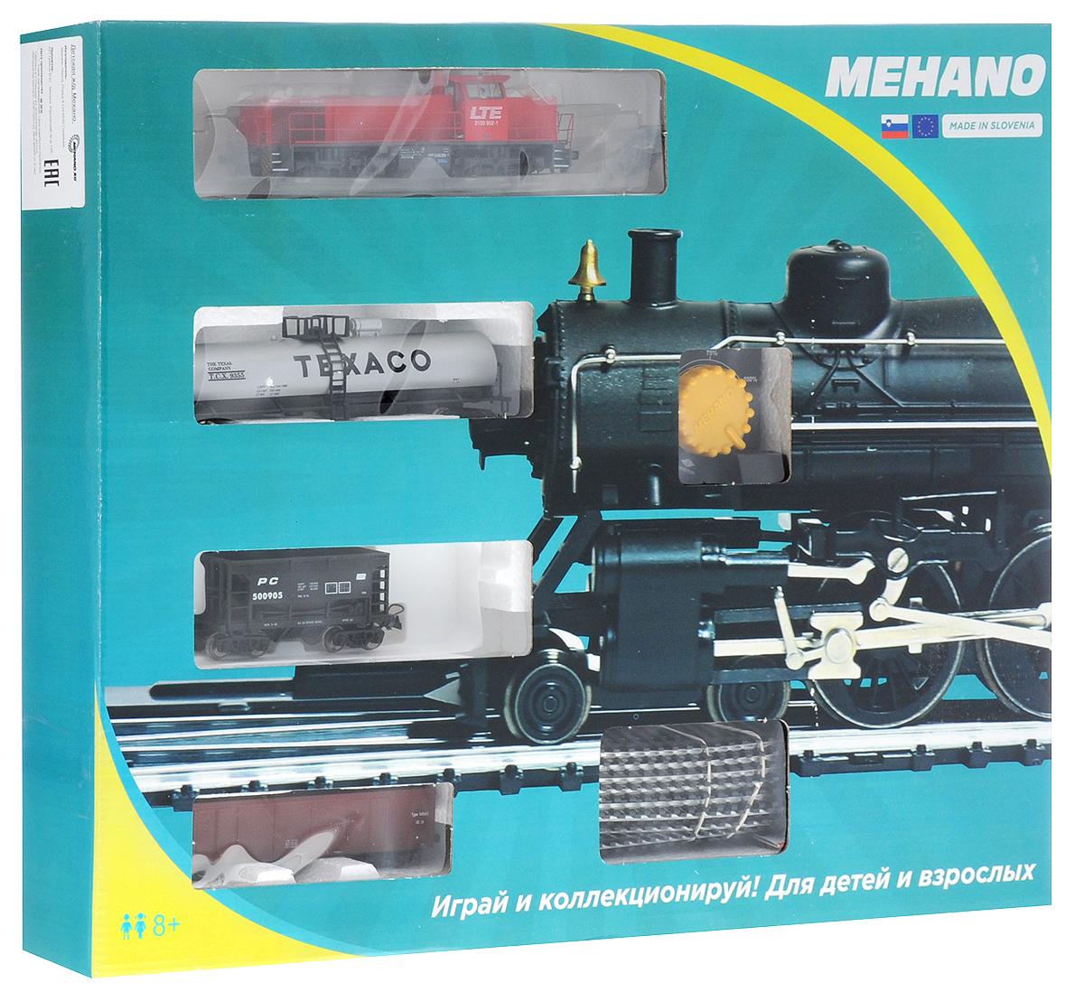 Mehano Железная дорога Prestige с тепловозом LTE