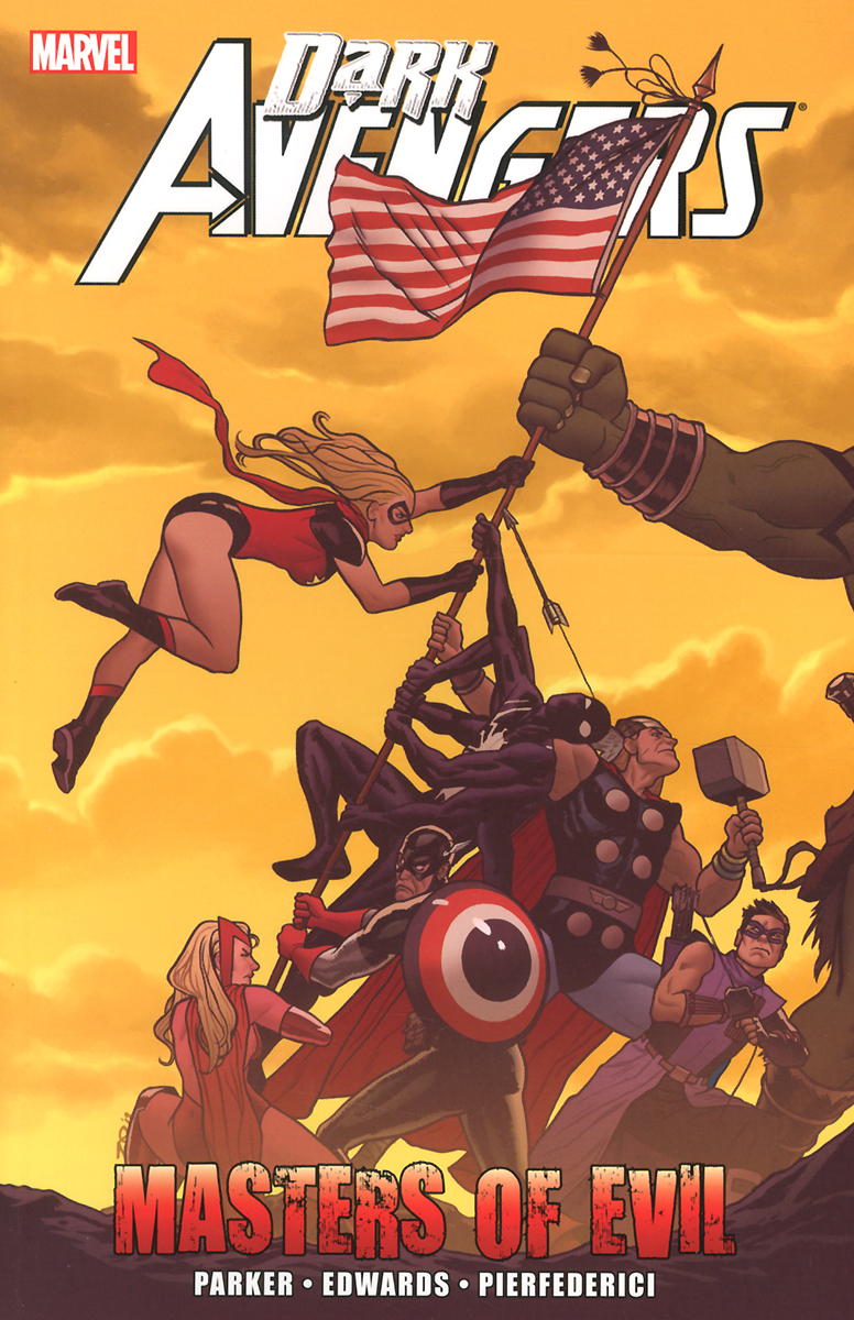 Dark Avengers: Masters of Evil masters of the universe