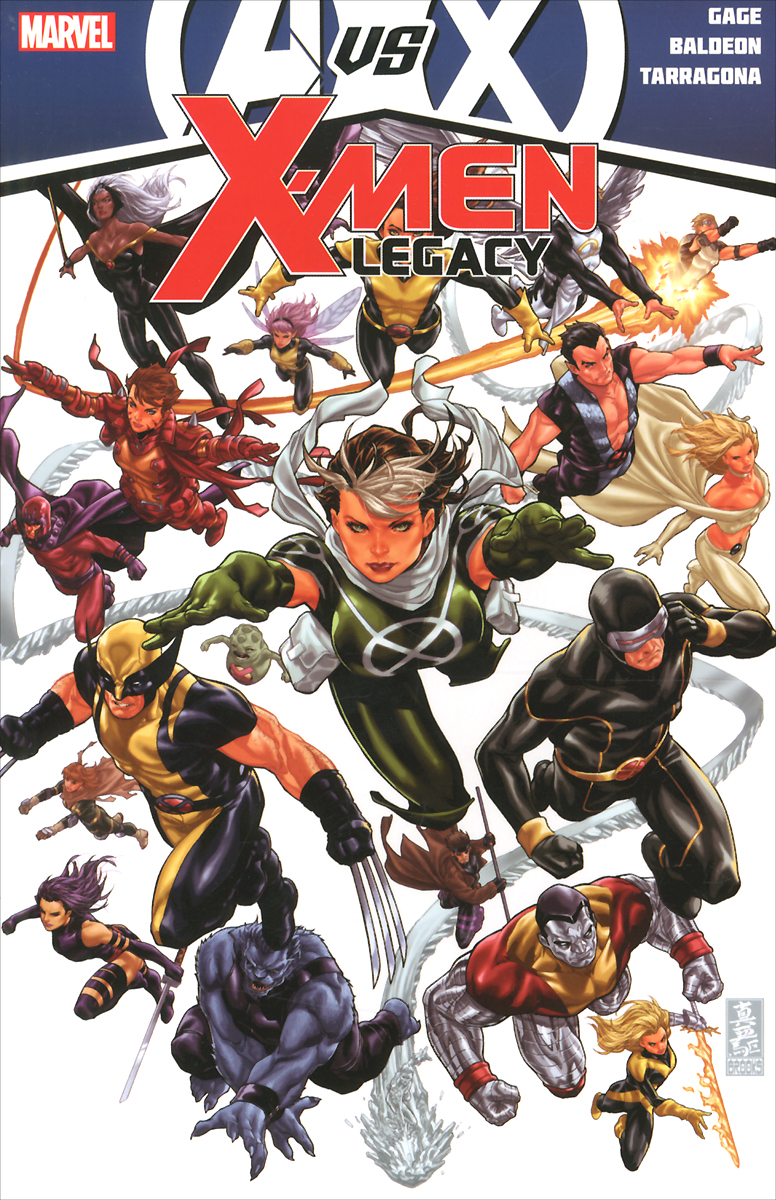 Avengers vs. X-Men: X-Men Legacy uncanny avengers unity volume 3 civil war ii
