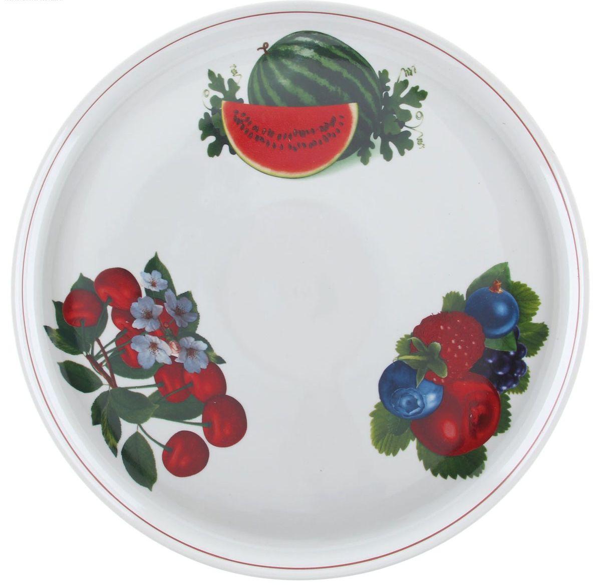 Блюдо для пиццы Ассорти, диаметр 30 см1303806