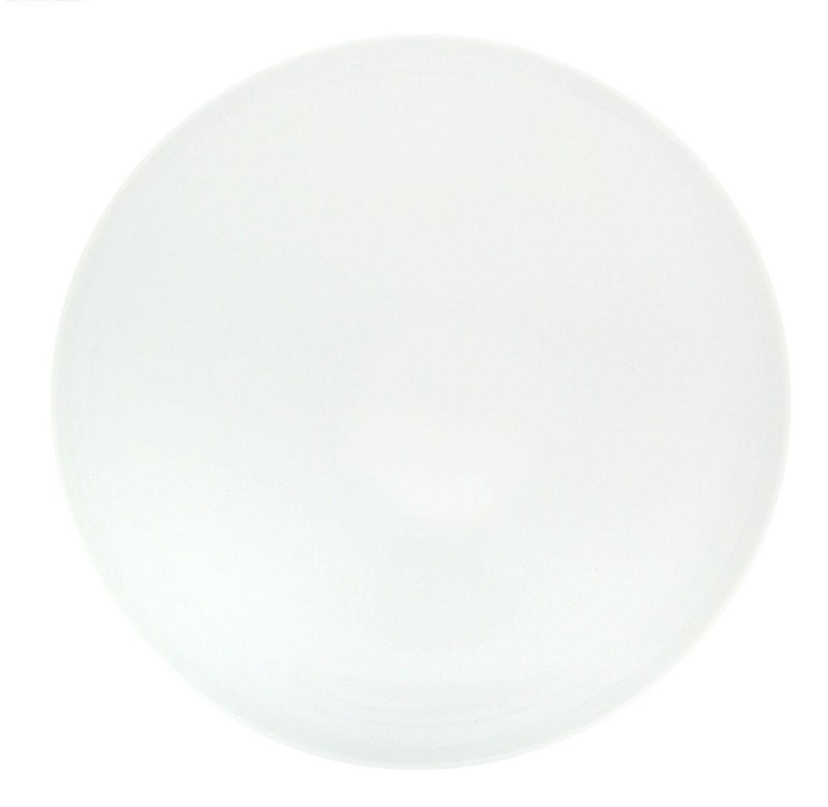Блюдо для пиццы Белье, диаметр 30 см6С0007Оригинальное круглое блюдо Белье, изготовленное из фарфора с глазурованным покрытием, идеально подойдет для подачи пиццы, а также других блюд. Оно украсит ваш кухонный стол, а также станет замечательным подарком к любому празднику.