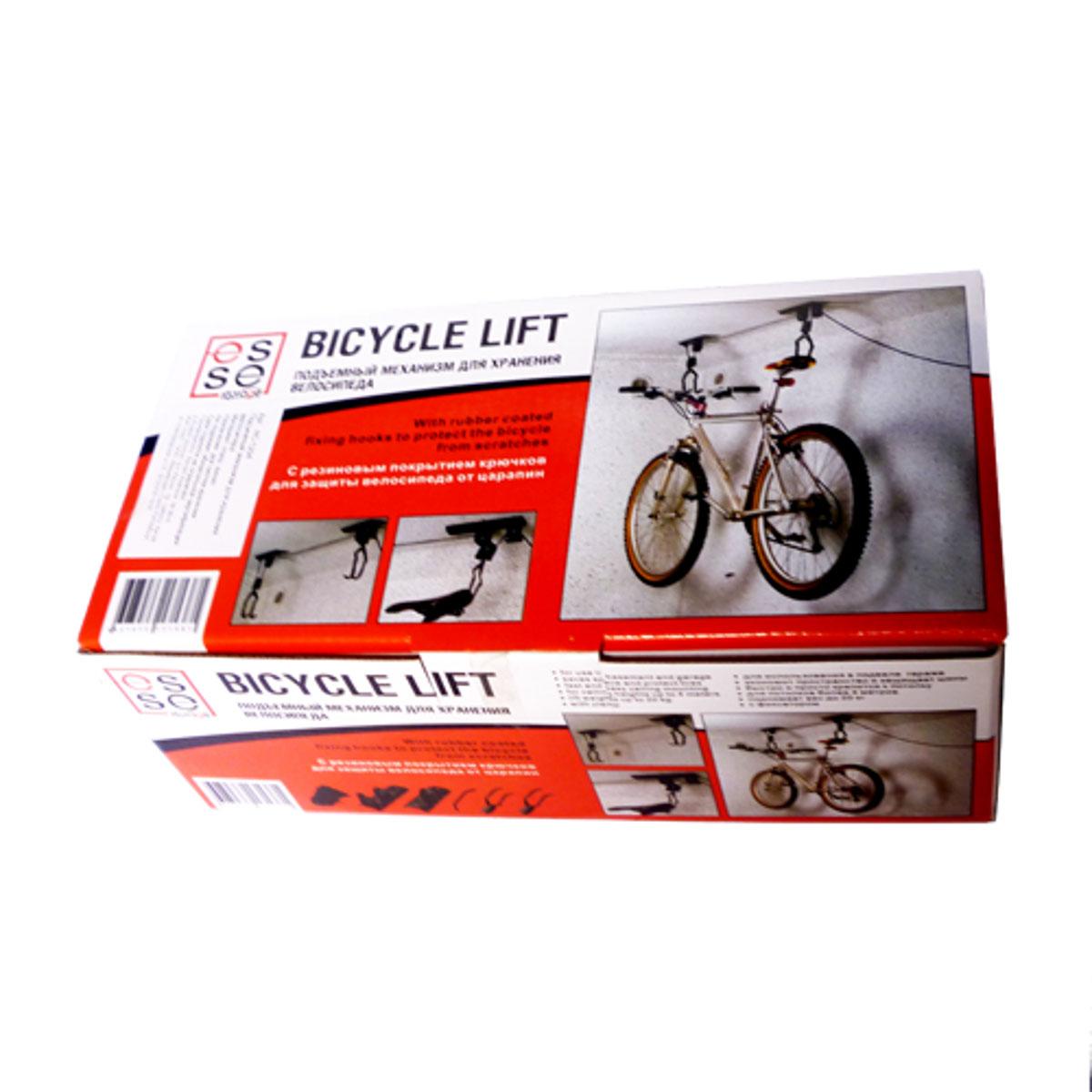 Подъемный механизм для велосипеда