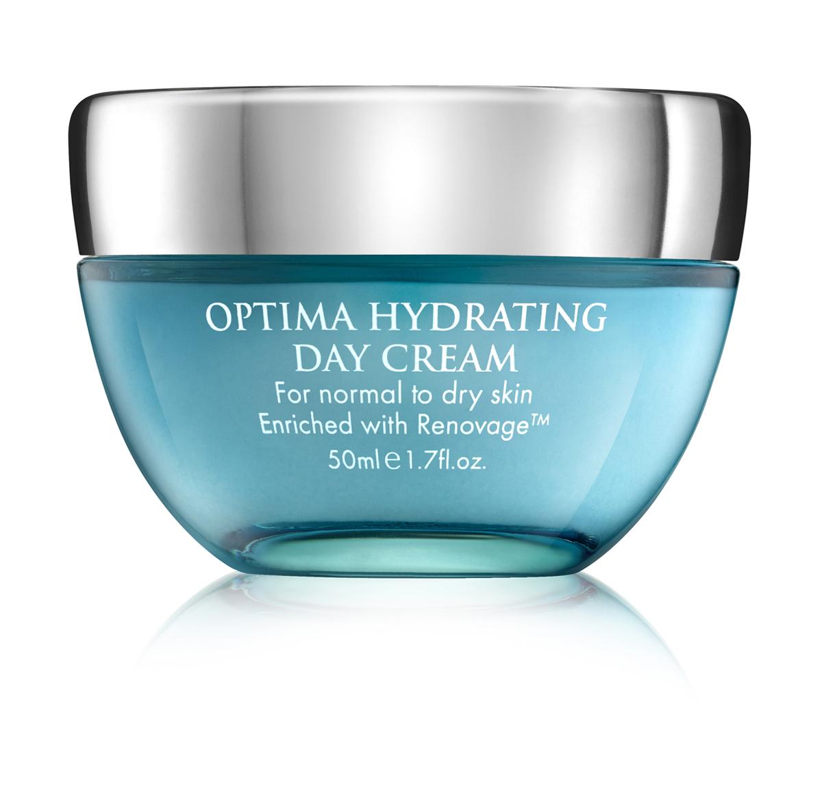 Aqua mineral Крем Оптима дневной увлажняющий для нормальной и сухой кожи 50 мл