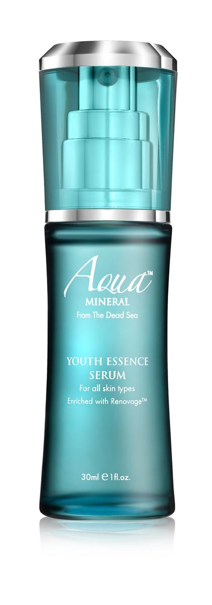 Aqua mineral Сыворотка омолаживающая для лица 30 мл кремы aqua mineral крем для ног питательный 100 мл