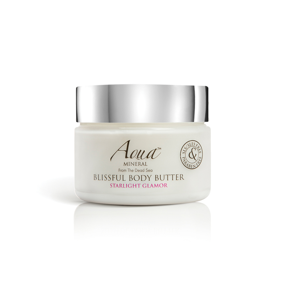 Aqua mineral Крем-масло восхитительное для тела Звездный гламур 350 мл сыворотки aqua mineral средство питательное парфюмированное для волос 30 мл
